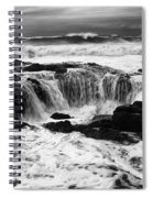 Thors Well Truly A Place Of Magic 7 Spiral Notebook