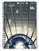 Thought Control Spiral Notebook