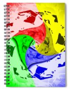 Thoughts About Earth Spiral Notebook