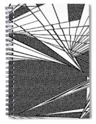 Thoughts Churning Spiral Notebook