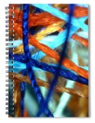 Threads 2 Spiral Notebook