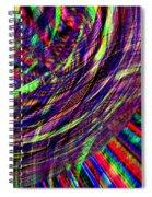 Threads Spiral Notebook