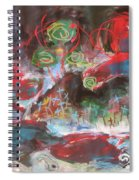 Three Arms12 Spiral Notebook