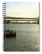 Three Bridges Spiral Notebook