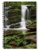 Three Falls Of Tremont Spiral Notebook