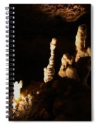 Three Kings - Cave 7 Spiral Notebook