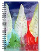 Three Leaves Of Good Spiral Notebook