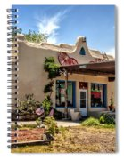 Three Rivers Trading Post Spiral Notebook