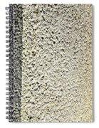 Three Textures Spiral Notebook