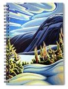 Three Valley Gap Spiral Notebook