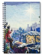 Three Wise Men Spiral Notebook