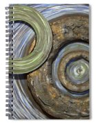 Threes A Crowd Spiral Notebook