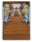 Throne Of Grace Spiral Notebook