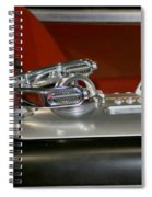 Throttle Up Spiral Notebook