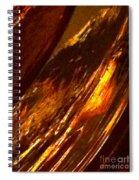 Through A Glass Darkly 3 Abstract Spiral Notebook