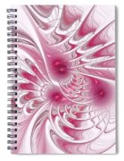 Through Rose-colored Glasses Spiral Notebook