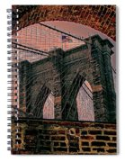 Through The Arch 2 Spiral Notebook
