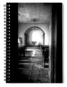 Through The Doorway Spiral Notebook