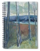 Through The Woods Spiral Notebook