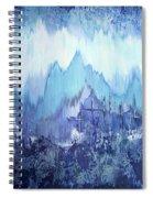 Through To Stillness Spiral Notebook