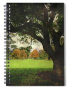 Throw Your Arms Around The World Spiral Notebook