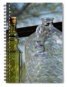 Thru The Looking Glass 2 Spiral Notebook