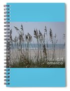 Thru The Sea Oats Spiral Notebook
