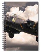 Thumper Gets Airborne Spiral Notebook