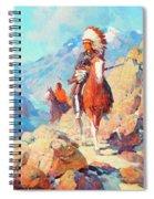 Thunder Bird Spiral Notebook