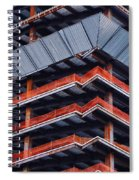 Thunder Dome Df Spiral Notebook
