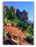 Thunder Mountain 07-006 Spiral Notebook