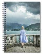 Thunder Symphony Spiral Notebook