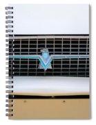 Thunderbird Spiral Notebook
