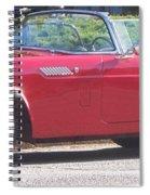Thunderbird Classic 1955 Spiral Notebook