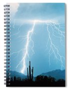 Thunderbolts From Heaven Spiral Notebook