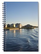 Ti Observation Tower 2 Spiral Notebook