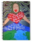 Tiamat Spiral Notebook