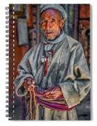 Tibetan Refugee Spiral Notebook