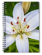 Ticklish? Spiral Notebook