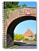 Ticknall Tramway Bridge Spiral Notebook