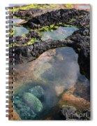 Tidal Pool Spiral Notebook