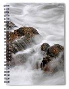 Tidal Wash, Sanna Bay, Scotland Spiral Notebook