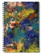 Tidal Wave Spiral Notebook