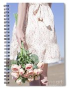 Tide Of Romance Spiral Notebook