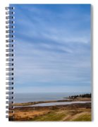 Tides Out Spiral Notebook