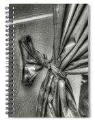 Tieback Spiral Notebook