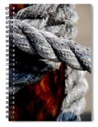Tied Together Spiral Notebook