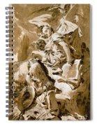Tiepolo: Saint Jerome Spiral Notebook