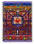 Tierra Roja Spiral Notebook