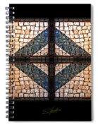 Tiffany Sidewalk Spiral Notebook